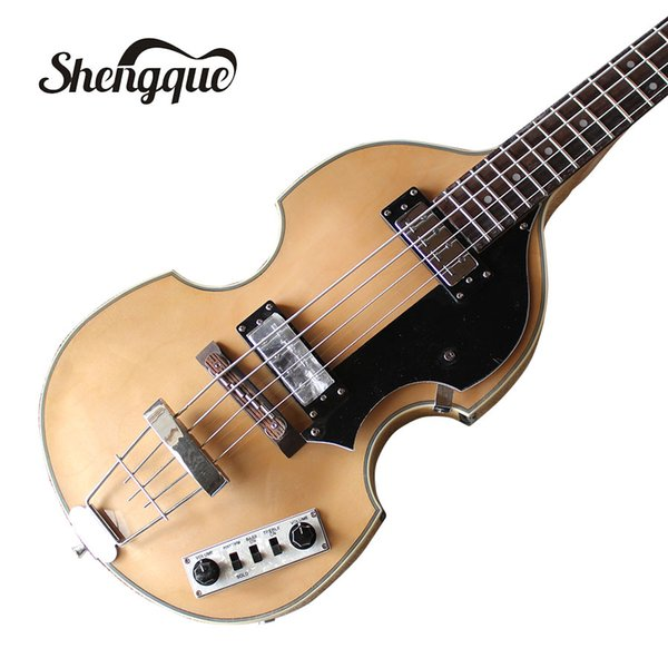 Free shipping factroy custom Hofner Violin bass guitar BB2 4 strings electric bass guitar with rosewood fingerboard musical instruments shop