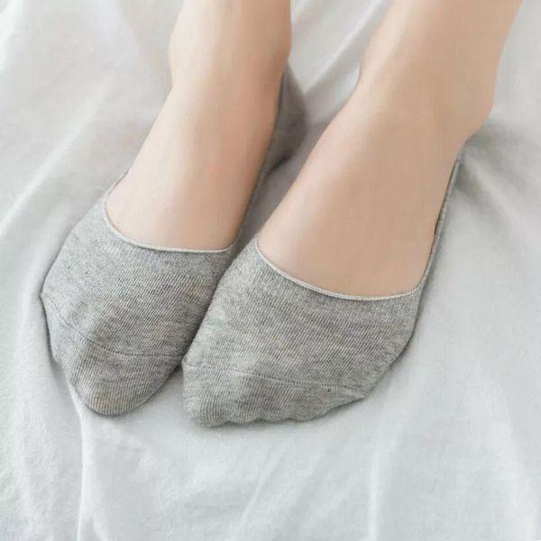 Women Cotton Antiskid Invisible Liner No Show Peds Low Cut Socks LOTS 10pair