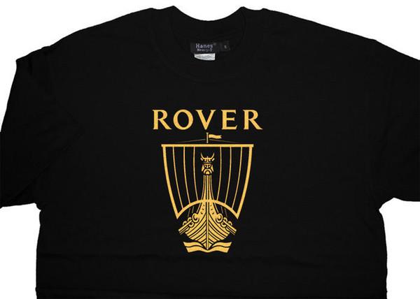 ROVER P4 P5 P6 SD1 200 400 600 800 75 25 45 T-Shirt T-Shirt - ALLE WAHLEN Lustiges freies Verschiffen Unisexbeiläufiges T-Stück Geschenk