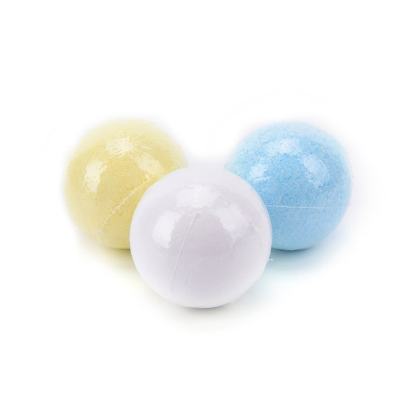 Dia 4cm 40g Home Hotel Bathroom Bath Ball Bomb Type Body Cleaner Handmade Bath Salt Gift