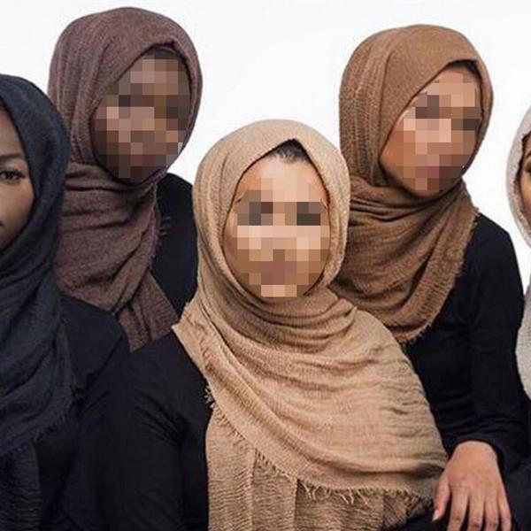 bubble plain scarf/cotton scarf fringes women soft solid hijab popular muffler shawls big pashmina wrap hijab scarves 10pcs/Lot
