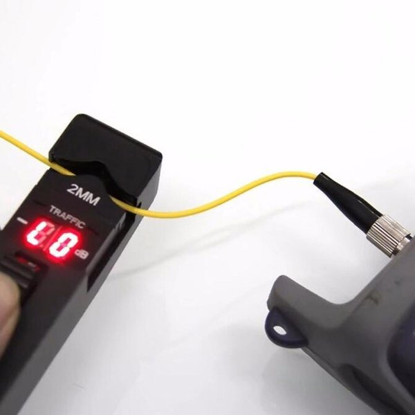 fiber optic tools optical fiber identifier cable tester 3306B