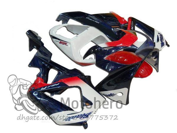 High Quality ABS Plastic Fit For Honda CBR 929 900 RR 929RR 00 01 900 2000 2001 CBR900RR Motorcycle Fairing Kit Red L324 Bodywork