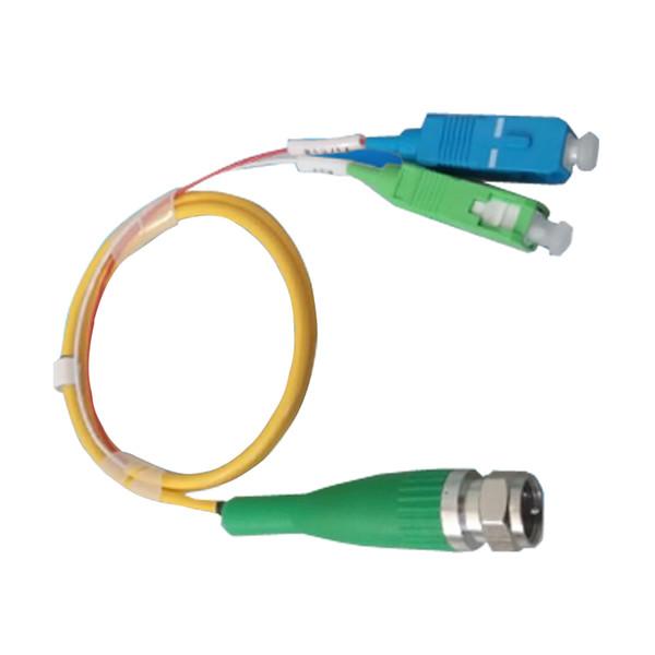 Nodo ricevitore ottico in fibra CATV ORH-1000W con ricevitore ottico negativo FTD modello WDM con WDM