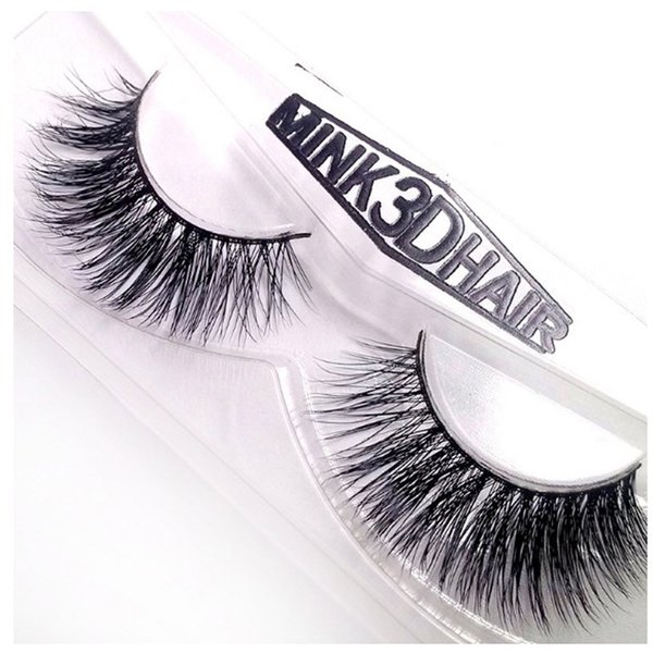 5Pairs of Handmade Real Horse Hair Winged Thick Soft Eye Lashes Natural Long Messy Cross False Eyelashes For Make-up #SD-16