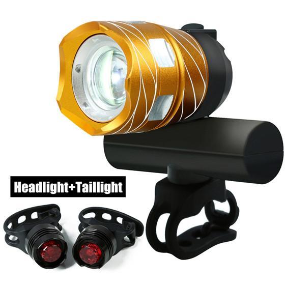 Gold 3-Licht-Set