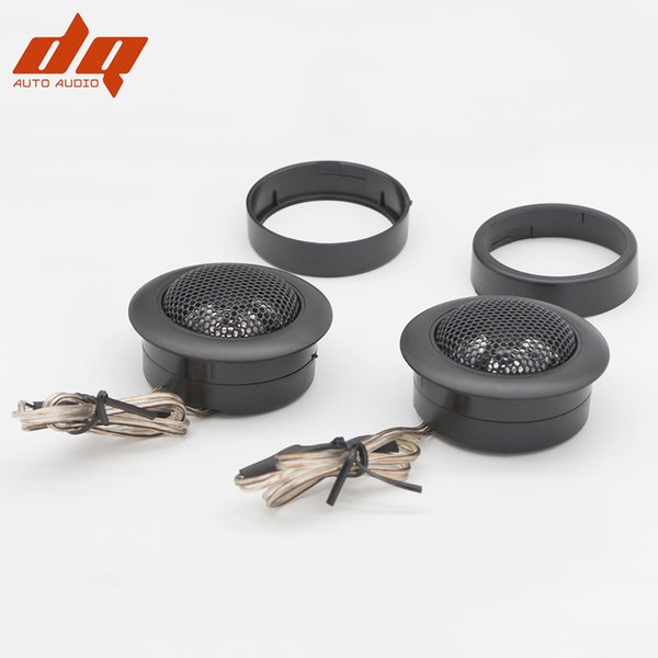 2pcs Car Speaker Tweeter 200W Hot Super Power Loud 25mm Dome Tweeters High Quality No Complaint 92dB 4ohm 2500-25000Hz In Stock