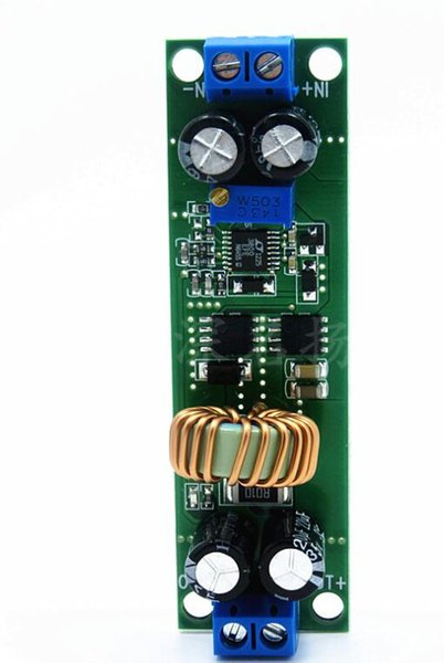 6.5-60V 1.25-30V adjustable Buck converter step Feather coats widely used module for low voltage power system
