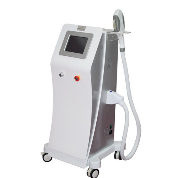 2018HOT professional Painless fast permanent SPA Salon ICE diode laser IPL OPT hair removal machine