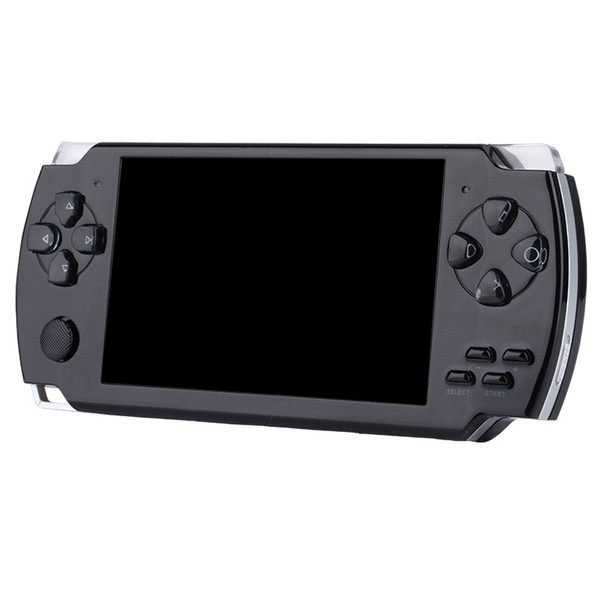 Newest X6 Handheld Mini Game Console Portable 8GB 4.3inch Screen Pocket Size CoolBaby Classic Game Console With Classic Games Camera