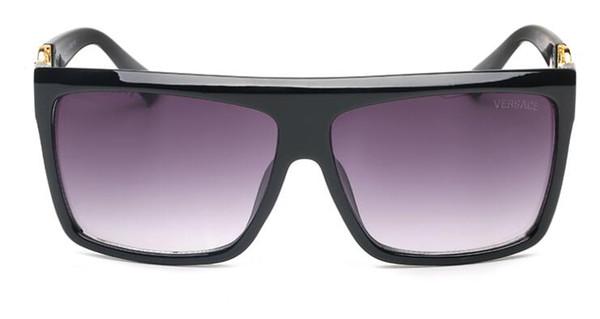 ca33cc4cb37 Meilleure vente de lunettes de soleil de marque de luxe de mode cool vraie  marque designer lunettes de marque de soleil pour hommes et femmes 5013