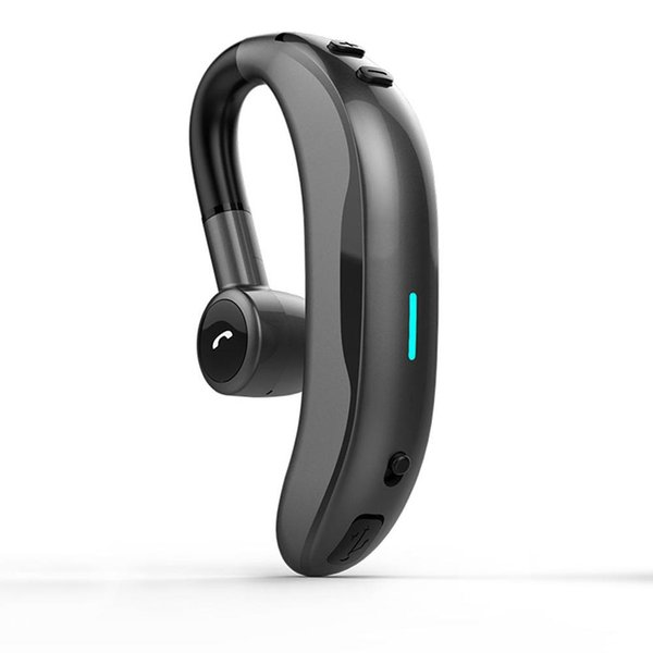 Handsfree Business Headphone Bluetooth Wireless Earphone With Mic Headset Stereo Headset For iPhone Andorid Drive Connect With Two Phone