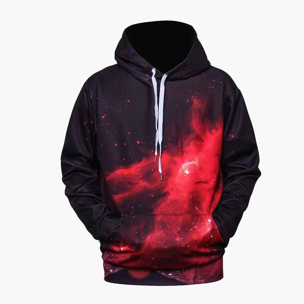 Devin Du Galaxy Hoodies Men/women Fashion 3d Sweatshirts Thin Style Hooded Hoodies Unisex Pullovers Hoody Tops 2017 wholesale