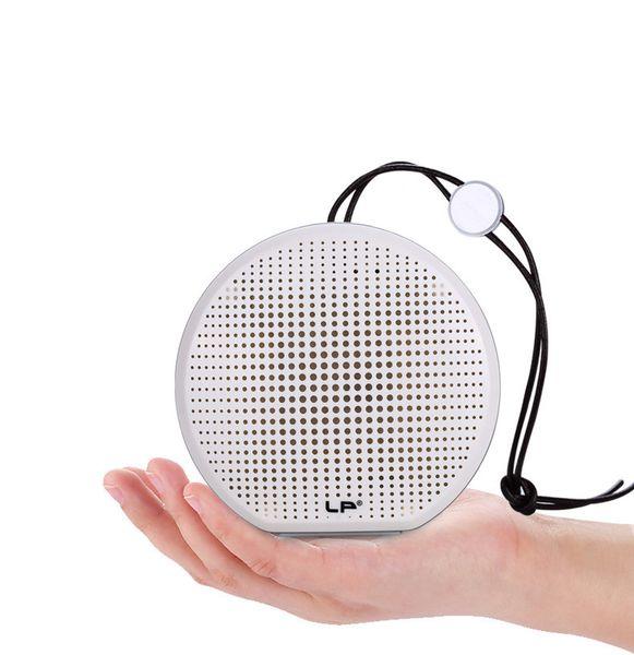 Haut-parleur Bluetooth sans fil, son de téléphone portable, ordinateur, mini-subwoofer, prise de courant à branchement direct, alimentation pour amplificateur, batterie au lithium intégrée