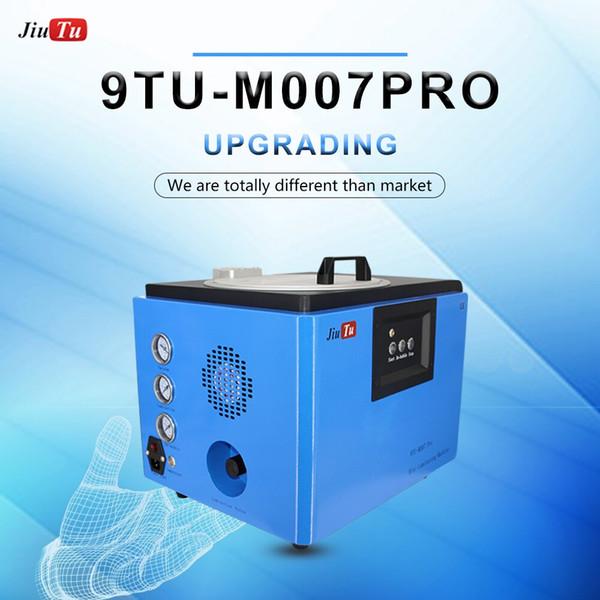 Jiutu 5 in 1 LCD Touch Screen OCA Vacuum Laminating Machine Laminator Built-in Air Compressor & Vacuum Pump No Need Bubble Remover