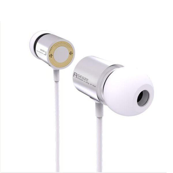 Earphones High End Stereo In Ear Earphone with Mic for Mobile Phone XBS Bass Earpieces HiFi Earbuds Dj Headset 100mm Speaker Music