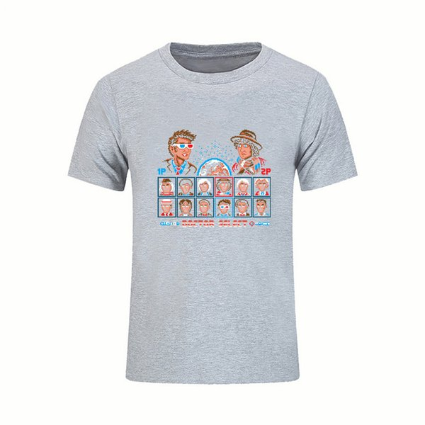 For Sale Hip Hop Doctor Fighter Doctor Who Dr Who Mens T Shirts Short Sleeve Tee Cotton T Shirt Slogans Homme Plus Size Clothing T Shirts Cool Designs