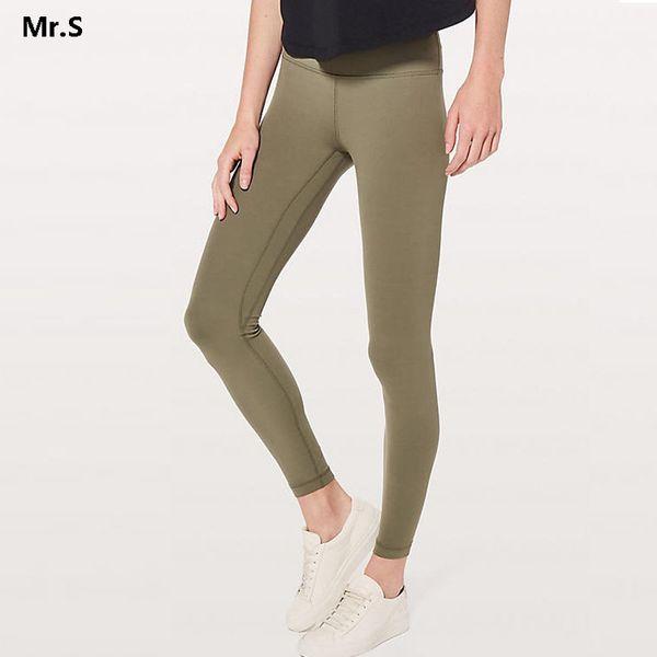 5b36de44f036d High Waist Tummy Control Yoga Pants with Hidden Pocket Reflex Womens Power  Flex Yoga Leggings 9 colors