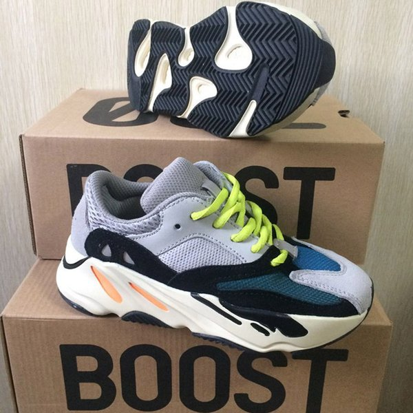 Compre Zapatos Para Kanye Hombre Wave Runner  Kanye Para West zapatillas Para 7062f6
