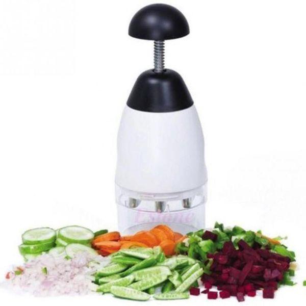 Slap Chop Food Chopping Machine Abs Slap Chop Graty Set Food Chopping Cutter Crushing Mashing Fruit Vegetable For Kitchen