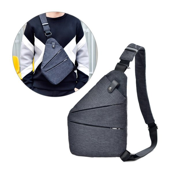 Waterproof Small Sports Chest Bag Sports Bags Women Men s One Single  Shoulder Outdoor Bags Backpack Mobile c6c09ee3ea126