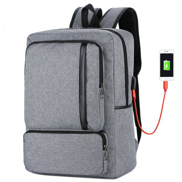 Business Computer Backpack Usb charging interface Portable High-Grade Durable Men's and Women's Waterproof and Breathable Bag