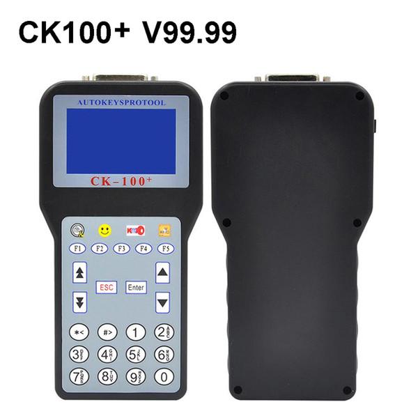 Nuevo Auto Auto Key Programmer CK100 Silca SBB con la última generación V99.99 Herramienta de inmovilizador de teclas multi-idioma
