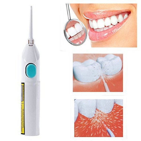 30pcs DHL Oral Irrigator Dental Water Jet Floss Pick Teeth Cleaning Flusher Air Powered Tooth Cleaning Sets, With retail box