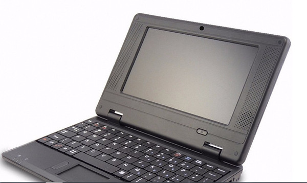 "7"" OEM Dual Core WM8880 Android mini Laptop 512mb ram +4gb rom"