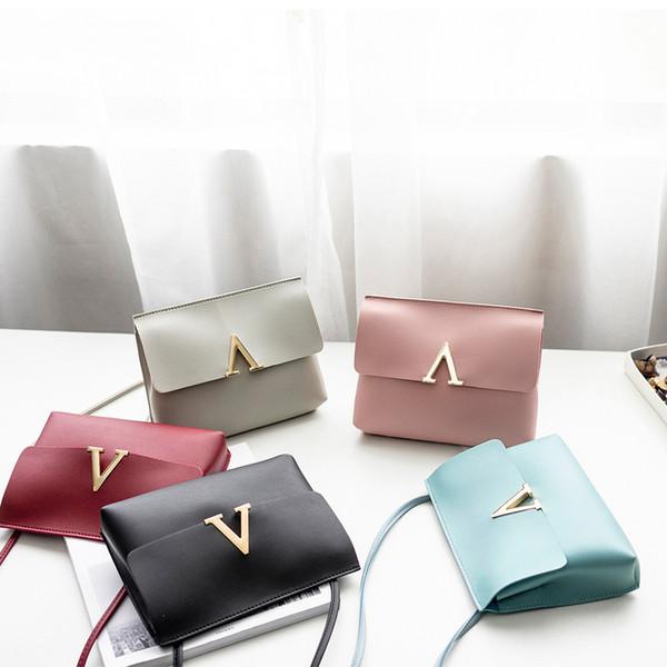 xiniu couleur bonbon un bolsos mujer sac à bandoulière petit sac de téléphone portable sac à main carteira feminina nouveau 2018 sac à dos damen bolsa # 8
