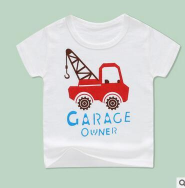 000 Boys and girls children's summer wear t-shirt Cotton Short-sleeved round neck Fashion Korean clothes The whole network lowest price whol