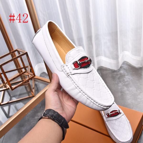 Männer Freizeitschuhe Große Größe 39-44 Echtem Leder Schuhe für Männer Fahren Schuhe Weiche Comfortatble Mann Schuhe Drop Shipping