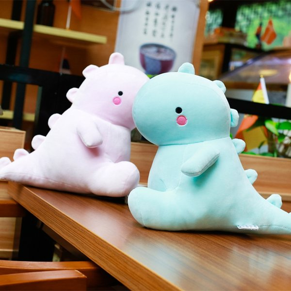 1PC 30-50CM Big Size Dinosaur Plush Doll Children Kawaii Animal Dinosaur Toys Kids Baby Cute Birthday Gifts Soft Pillow