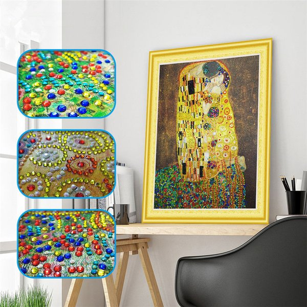 5d Diamond Painting Special Shaped Diamond Painting -Couple- Arts Craft for Home Wall Decor Festival Gift DIY Diamond Painting Kits