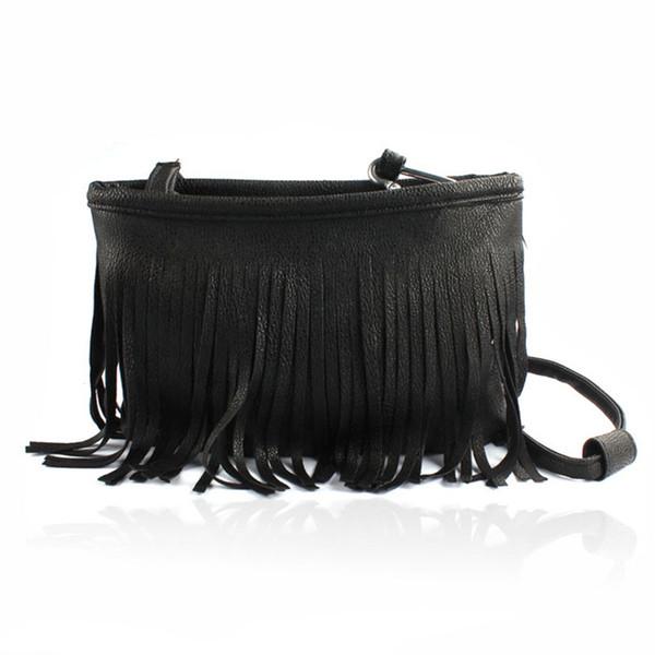 Donne calde borsa a tracolla nappa borse baguette frizione borsa in pelle Hobos Crossbody Cross Body Borsa messegere trasporto di goccia #Y