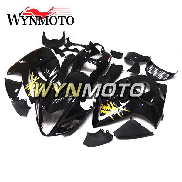 Complete Fairings For Suzuki GSXR1300 Hayabusa 2008 - 2016 09-16 10 11 12 13 14 Injection Bodywork Motorcycle Fairing Cover Gold Matt Black