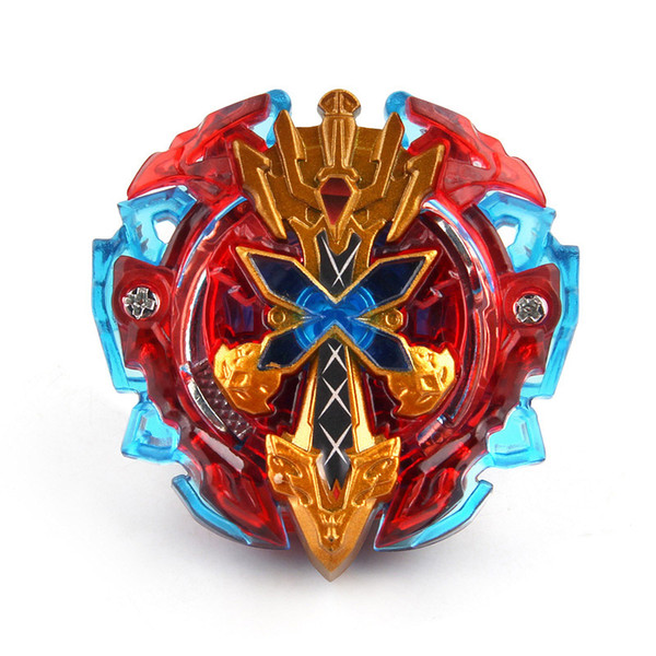 wholesale 3pcs Beyblade Burst B48 with Launcher Spinning Top Kid Fighting Beyblade Toys for Children funny toys Xmas Gift
