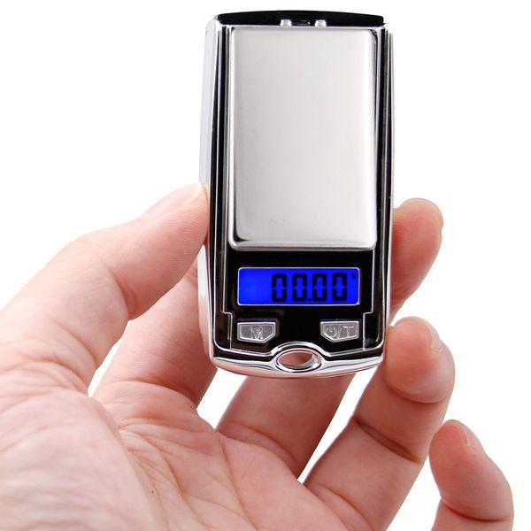 New Car Key type Pocket 200g x 0.01g Electronic Jewelry Diamond Scale weight Balance Gram Digital LCD Display