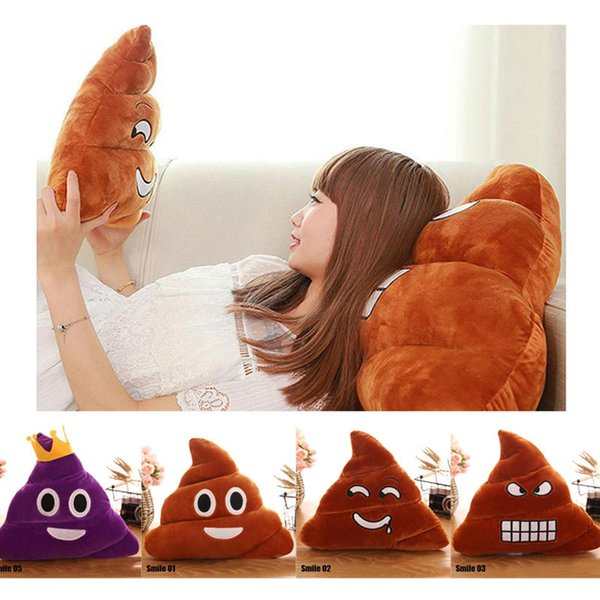 Fashion Hot 14 Inch Poop Poo Family Emoji Emoticon Hug Pillow Stuffed High  Quality Plush Toy Design A Pillow Blue Couch Pillows From Lantor, $35 26|