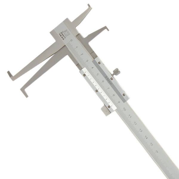top popular Freeshipping Inside Groove Vernier Caliper 9-150mm 0.02 Stainless Steel Inner Vernier Calipers Double Claw Professional 2021