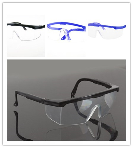 top popular wholesale Safety Eye Protection Glasses Goggles Lab Dust Paint Dental Industrial Outdoor Eyewear Cycling Protective Gear 2019