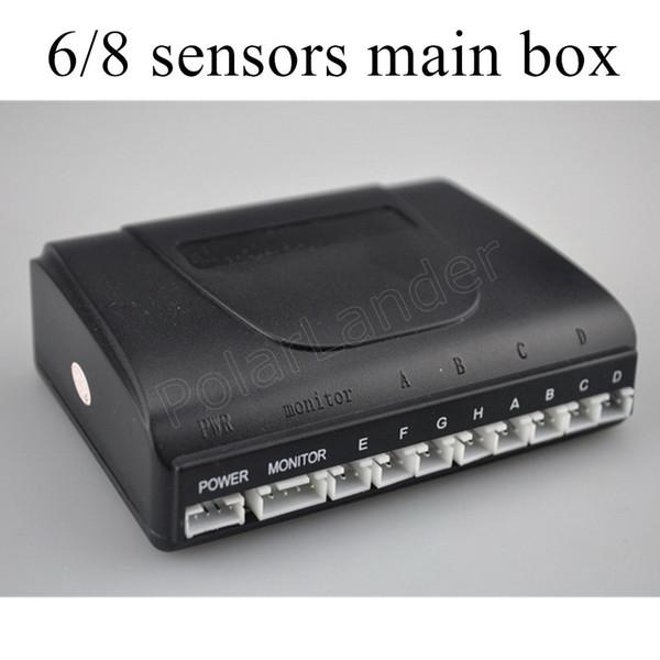 2018 Car Parking Sensor 6 8 Sensors Main Box For Reverse Backup Radar Assistance Auto Parking Radar 12v High Quality From Bdauto 45 35 Dhgate Com