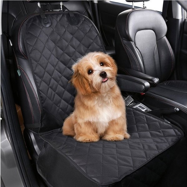 Excellent Pet Car Seat Cover Protect Black Waterproof Travel Accessories Front Seat Covers Protector For Dog Pets Suitable For Any Car Minivan Suv Canada 2019 Gmtry Best Dining Table And Chair Ideas Images Gmtryco