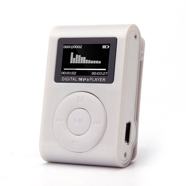 Sent at random Best price mini Mp3 player music player liquid crystal display supports SD, good sound quality belongs to you