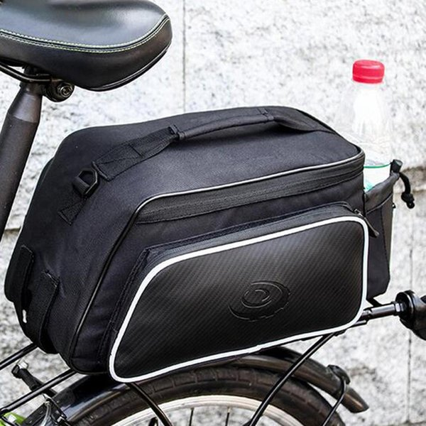 Bicycle Bag Bike Waterproof Rear Rack Shelf Bag Utility Luggage Back Seat Pack Riding Supplies Bolsa De Bicicleta