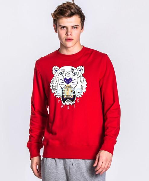 Herbst Pullover Solide Männer Hoodies Oansatz Langarm Größe Männer Hoodie Sweatshirt mann M-3XL Blau Weiß Casual Sweat