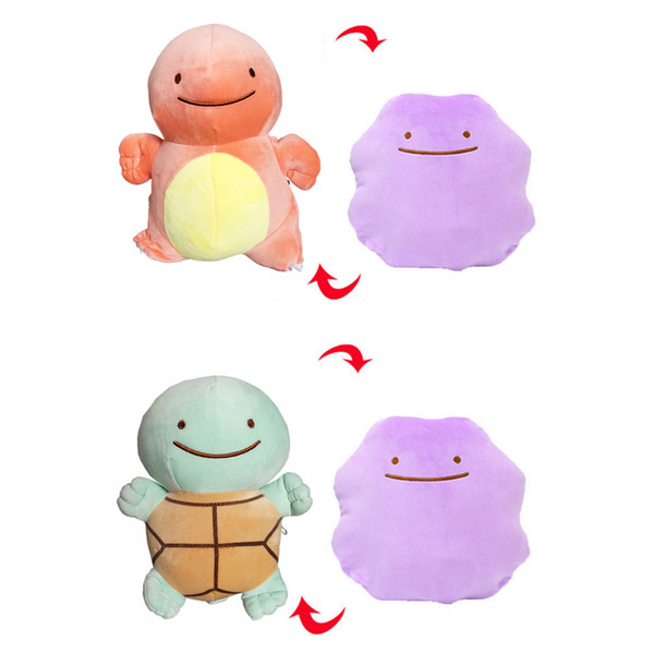 2019 Hot New 2 Styles 9 23CM Ditto Plush Doll Charmander Squirtle Inside  Out Cushion Stuffed Gifts Soft Toys From Ghdhstore, $12 45 | DHgate Com