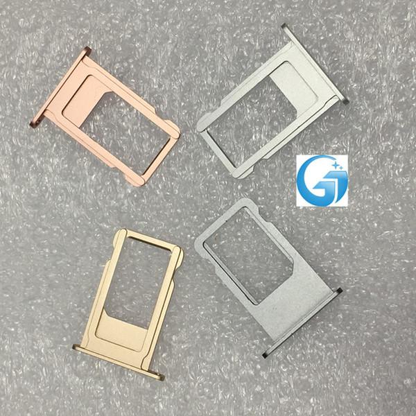 Iphone 6s Plus Sim Karte.Großhandel Für Nano Sim Karten Behälter Halter Für Apple Iphone 6s Plus Sim Behälter Halter Reparatur Teile Von Guangjuntongxun 0 46 Auf