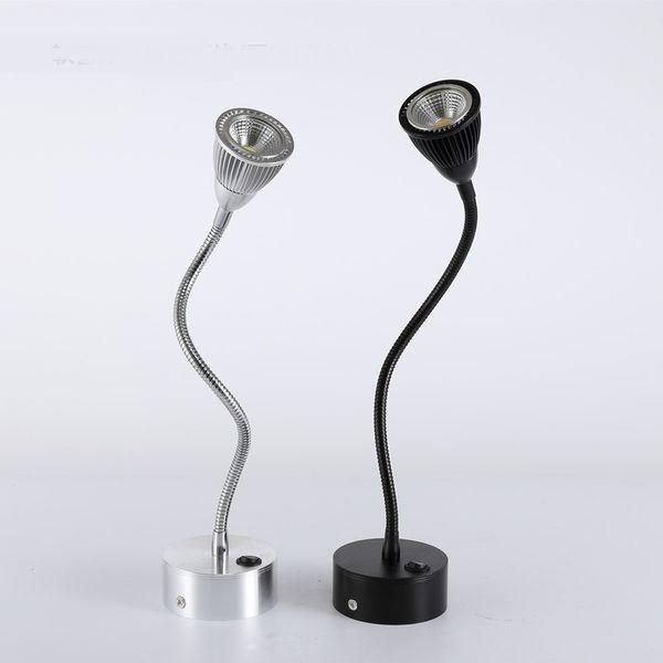 Faretti a LED ricaricabili senza fili piccoli faretti in vetro con faretti per gioielli bagliore display luci ZA1110435