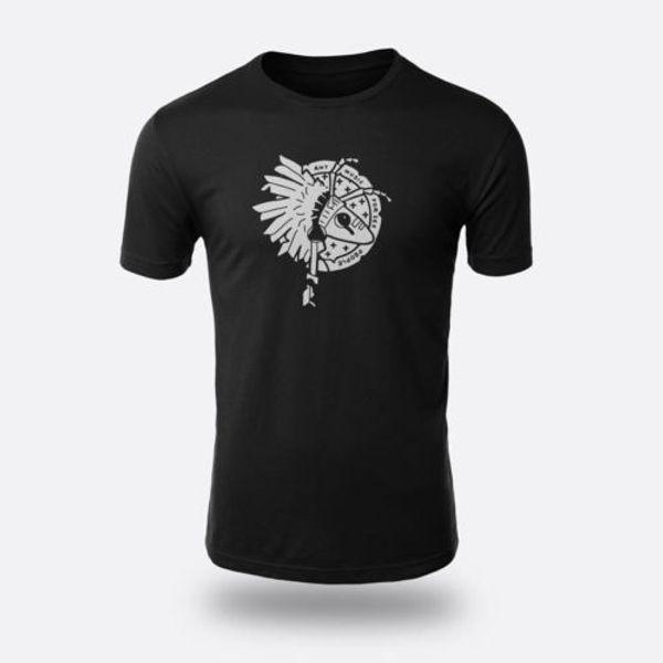 T-shirt da uomo Adam and The Ants Punk Rock Band S a 3XL colore nero